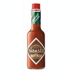 TABASCO Buffalo Style Hot Sauce, 5 Ounce