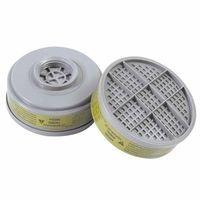 Honeywell 695-T100300 Organic Vapors-Acid Gases OV-AG Cartridge T-Series 1 Box Of 6