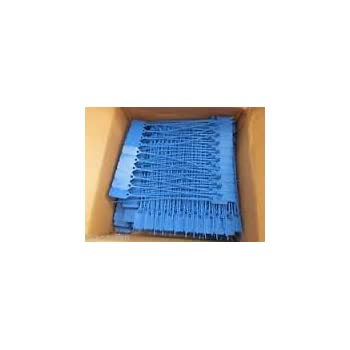 Amazon Com Tamper Seals 1000 Blue Tamper Seals Zip