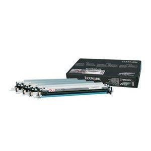 LEXMARK C734X24G 4PK PHOTOCONDUCTOR UNIT FOR C734 C736 X734 X736 (Lexmark International Photoconductor)