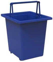 Terry 91849 container Ecobin 30 blauw 30 liter