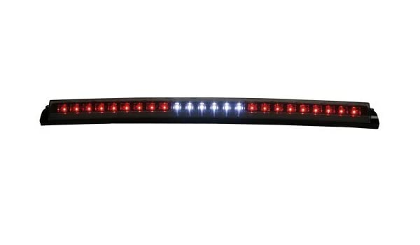 1 Piece IPCW LED3-1009CB-A Bermuda Black Mega LED Third Brake Light