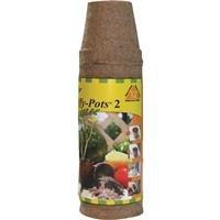 Plantation Prod.: 24Pk 2.25 Round Peat Pot Jp212