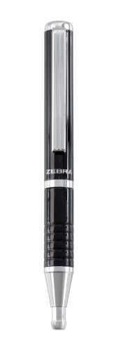 Zebra Expandz Ballpoint Pen Gloss - Black