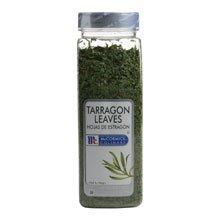 McCormick Tarragon Leaves - 3.5 oz. container, 6 per case