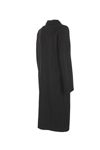 cappotto nero marca vicolo
