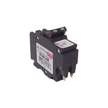 20 Amp THIN Stablok Circuit Breaker FPE NC220 NC0220