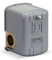Square D 9013FHG12J52X Air Compressor Pressure Switch by Square D