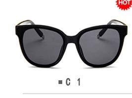 YXCCHZS Gafas De Sol Fresco Juvenil Ojo De Gato Gafas ...