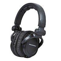 Monoprice Premium Hi-Fi DJ Style Over-the-Ear Pro Headphone [Electronics]