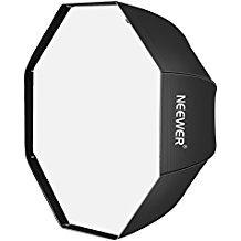 NEEWER 32 PULGADAS/80 CENTÍMETROS OCTAGON SOFTBOX OCTAGONAL speedlite, estudio flash, softclub velocidad de la luz con bolsa para retrato o fotografía de producto.