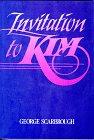 Invitation to Kim, Scarbrough, George, 0918518717