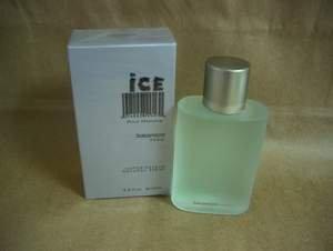 Sakamichi Ice - Ice 3.4 Fl. Oz. Eau De Toilette Spray Men. Designer:sakamichi