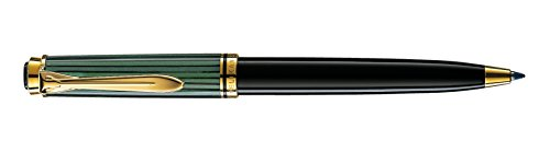 Pelikan 901272 Drehkugelschreiber Souverän K 300, schwarz/grün
