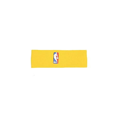 NIKE NBA On-Court Headband (Yellow) -