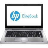 HP EliteBook 8470p - Core i7 3520M / 2.9 GHz - Windows 7 Pro 64-bit - 8 GB RAM - 320 GB HDD - DVD SuperMulti - 14