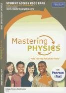 MasteringPhysics with Pearson eText -- Standalone Access Card -- for College Physics (9th Edition) (Mastering Physics (Access Codes)) (Physics Mastering Physics compare prices)