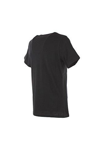 T-shirt Uomo Ice XL Nero F104 P401 Primavera Estate 2018