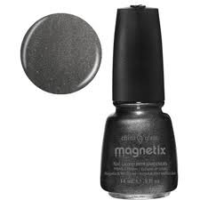 China Glaze Nail Polish Lacquer Magnetix Collection Attraction # 80605 14ml 0.5oz