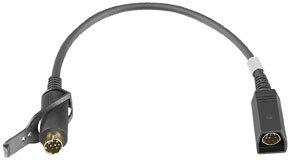 J&M Corporation HC-ZHD Replacement Z-Series Headset Lower 8-Pin Cord by J&M
