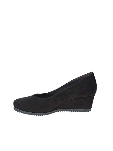 Grace Femmes Mocassins 022583 Shoes Noir wqqZSTBfX