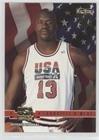 Shaquille O'Neal (Basketball Card) 1994 Skybox USA Basketball - [Base] - Gold #67