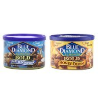 Blue Diamond Salt & Vinegar/bold Honey Dijon 2 Pack carrier to shipping international usps, ups, fedex, dhl, 14-28 Day By Dragon - International Shipping 2 Day