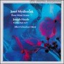 Myslivecek: Three Octets for Winds. Haydn: Harmonie (Partita) in F, H.II:F7 by Alliance
