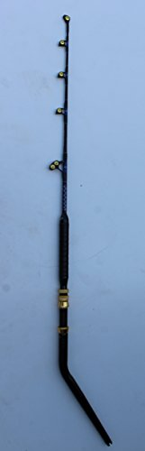 Offshore Series - Xcaliber Marine GOLIATH SERIES 6' 60-100 LB SALTWATER BENT BUTT TROLLING ROD