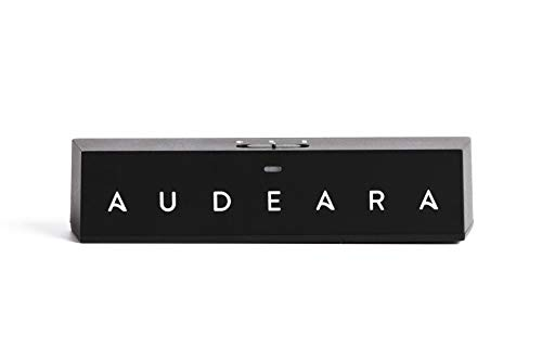 Audeara BT-01 TV and Stereo Wireless Bluetooth Adaptor - Transmit and Receive Digital Audio with Optical TOSLINK + 3.5mm aptX, Low Latency