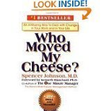 img - for WHO MOVED MY CHEESE? (HARDCOVER) book / textbook / text book