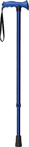 [보행보조재활지팡이] RQ시리즈 신축 스틱/스포티 타입 블루