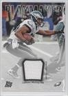 LeSean McCoy (Football Card) 2011 Topps Rising Rookies - Playmaker - Swatches #PS-LM