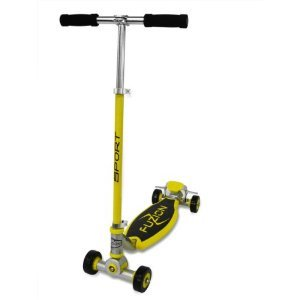 Scooter X-3 PRO Fuzion Stunt for Kids, Blue