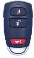 2007 07 Kia Sedona Kia Keyless Entry Remote - 3 Button