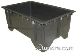 Vollrath - 17532 - Old Style Pan with Drain by Vollrath