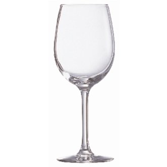Chef & Sommelier CJ058 Cabernet Tulip Wine Glass, 470 mL, 16.5 oz. (Pack of 24)