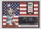 Ashley Harkleroad #36/50 (Trading Card) 2013 Ace Authentic Grand Slam National Pride Bronze #NP-AH1