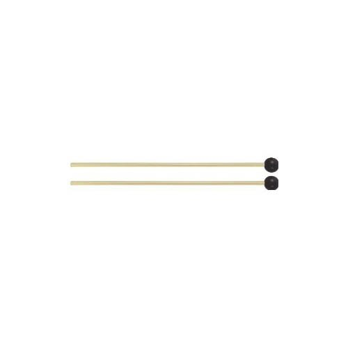 Mike Balter 10R Unwound Series 1 1/8-Inch Phenolic Extra Hard Keyboard Mallets with Rattan Handles