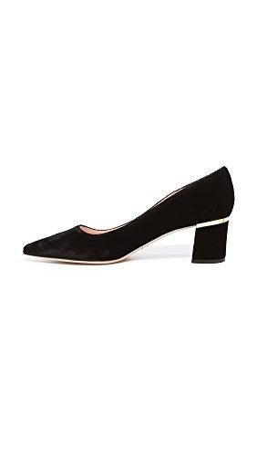 Kate Spade New York Femmes Milan Trop Orteil Pompes Noires