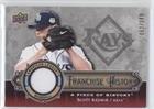Scott Kazmir #62/180 (Baseball Card) 2009 Upper Deck A Piece of History - Franchise History - Red Jersey #FH-SK