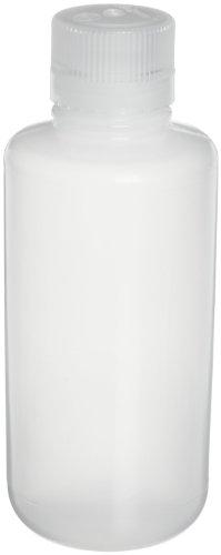 - Nalgene 2003-0032 Narrow-Mouth Bottle, LDPE, 1000mL (Pack of 6)