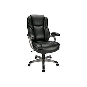 Amazon Com Officemax Breckland High Back Executive Chair