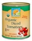 Bionaturae Tomatoes, Organic, Diced, 12 Count