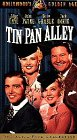 Tin Pan Alley [VHS]
