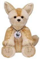 Build-A-Bear 15 in. WWF Fennec Fox - Fox Build A Bear