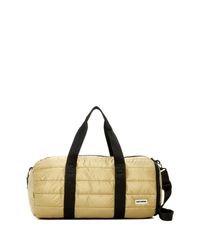 Converse Bolsa de deporte bolsa dorado