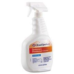 (Broad Spectrum Quaternary Disinfectant Cleaner, 32oz Spray)