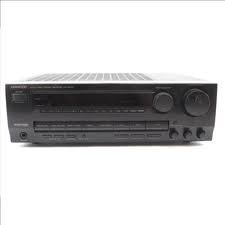 Kenwood KR-V6070 Audio/Video Receiver