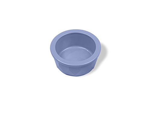 Crock Style Dish For Cats/Dogs - Small - Assorted (Plastic Crock Dish)